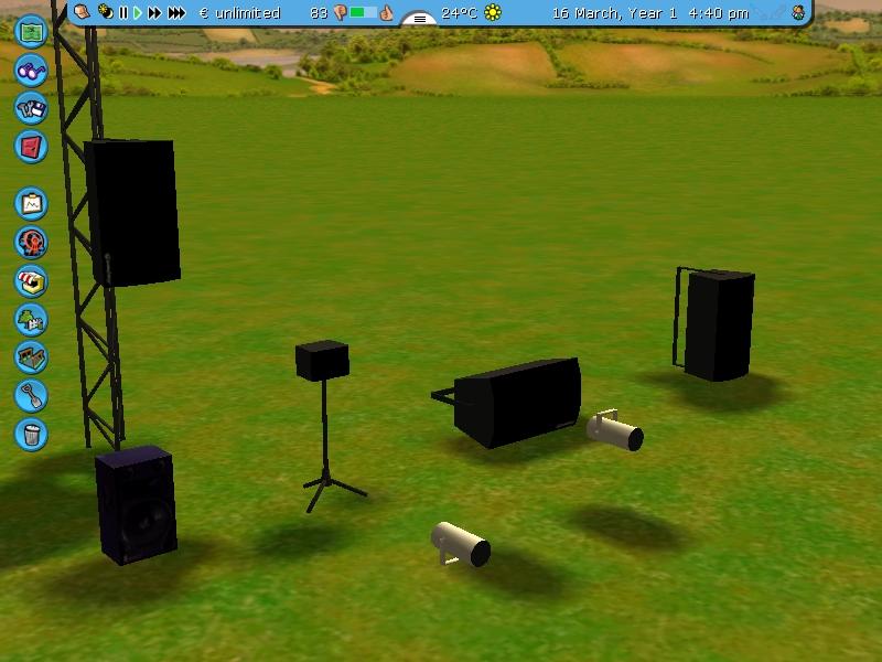 Custom Scenery - Speakers Pack [Archive] - Atari Forums
